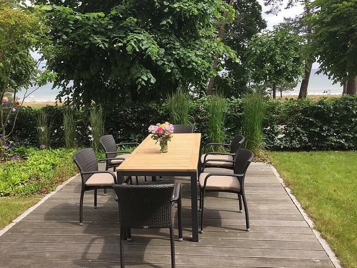 Garten und Terrasse Wohnung 03