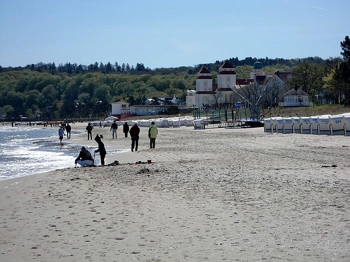 Strand Binz Fotomotiv